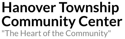 Hanover Township Community Center
